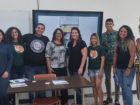Mariela's Field Notes: ¡Siempre BUHA, UPR - Humacao!
