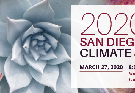 Climate Science Alliance Announces 2020 San Diego Climate Summit