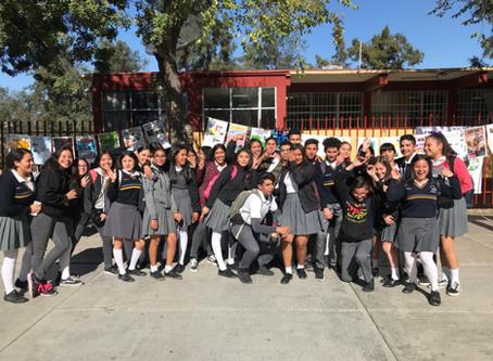 Climate Kids Mexico Leads Semana de Convivencia Ambiental 2019 (Environmental Coexistence Week 2019)