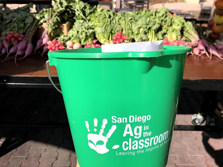 Alliance Attends Ag in the Classroom Event to Connect with Local Educators and Farmers