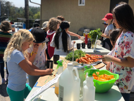 Climate Kids Teams Up with Solidarity Farm to Educate Youth on Climate Impacts
