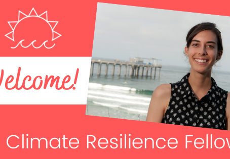 Climate Science Alliance Welcomes New Climate Resilience Fellow to the Team