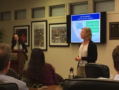 California Coastal Commission Sea Level Rise Guidance Workshop