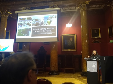 DUNAS Project Highlighted at Climate Heritage Network Global Launch in Edinburgh