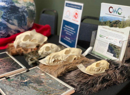 Alliance Team Talks about Climate at the Nat's 3rd Annual Biodiversity Symposium