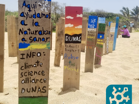 """Lealtad a mi Tierra"": DUNAS Team & Community Restore Dunes"
