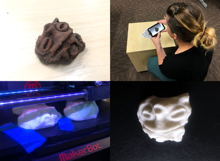 DUNAS Project Makes History Come Alive With New 3D Artifact Models