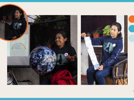 Climate Kids México invitado a dar presentación en la Casa de la Cultura de Playas de Tijuana
