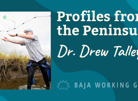 Profiles from the Peninsula: Dr. Drew Talley