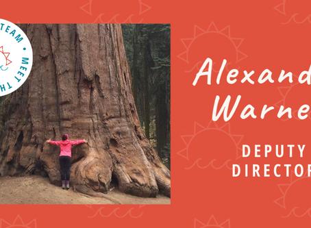 Meet the Alliance Team: Alex Warneke