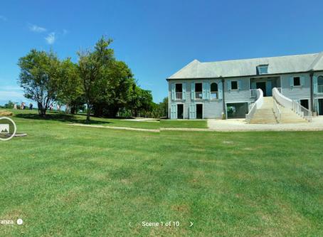 ¡Exploren el Sitio de Restauración de DUNAS desde sus casas!