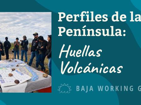 Perfiles de la Península: Club Juvenil de Fotógrafos de Naturaleza Huellas Volcánicas