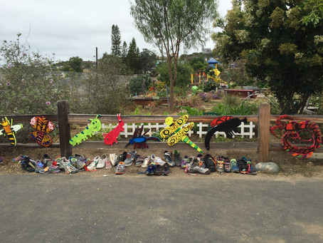 Climate Kids Sustainable Art at Pacific Beach Elementary