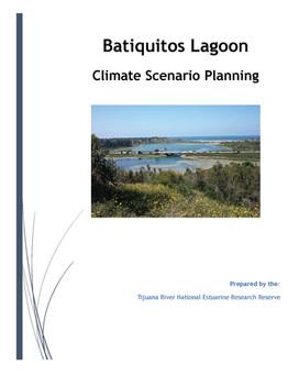 Final Plan: Batiquitos Lagoon Climate Scenario Planning