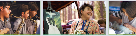 Register today for the Idyllwild Arts Summer Program!