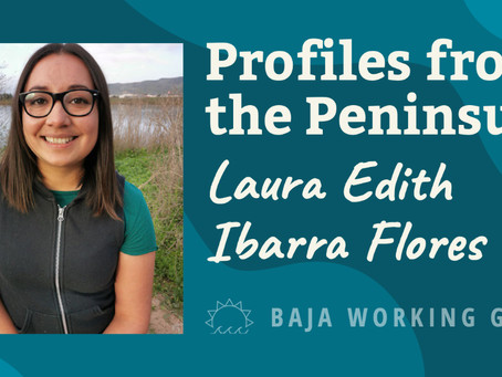 Profiles from the Peninsula - Laura Edith Ibarra Flores