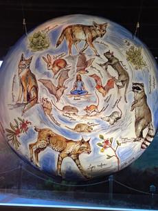 Cabrillo Biodiversity Mural