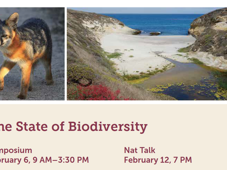 Climate Science Alliance and Partners to Speak at SDNHM's State of Biodiversity on Feb. 6