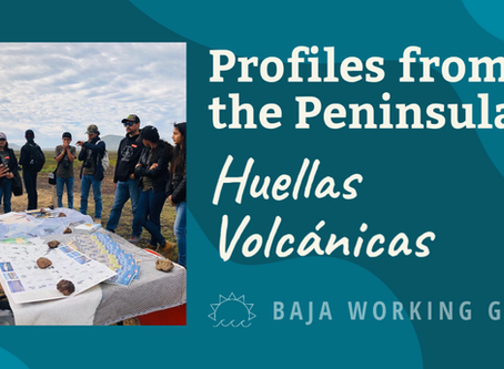 Profiles from the Peninsula: Youth Club of Nature Photographers Huellas Volcánicas
