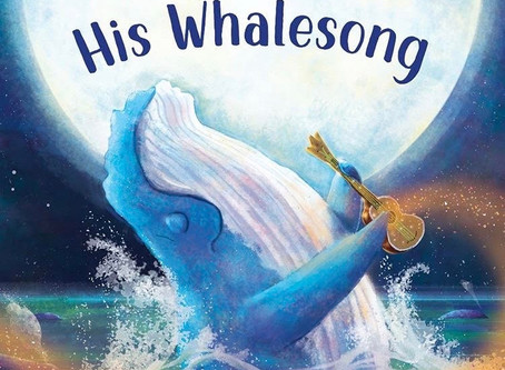 A Whale of a Tale: CSA Affiliated Artist Skylaar Amann Publishes Debut Picture Book