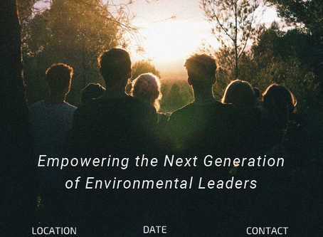 Student Teams Invited to Participate in Youth Climate Challenge