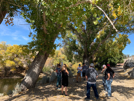 Alliance Partners with the Manzanita Band of the Kumeyaay Nation for 2019 Tribal Resilience Project