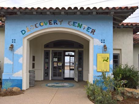 Climate Kids Coloring Station at Agua Hedionda Lagoon