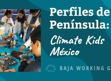 Perfiles de la Península - Climate Kids México