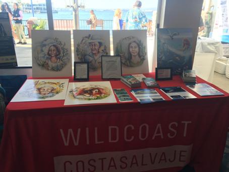 Art of Change Displayed at WILDCOAST's Annual Baja Bash
