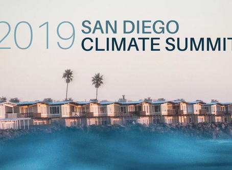 Register for the 2019 San Diego Climate Summit!