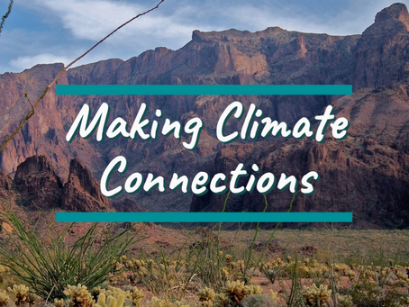 Making Climate Connections - Climate Science Alliance Supports Teaching Native Waters Program