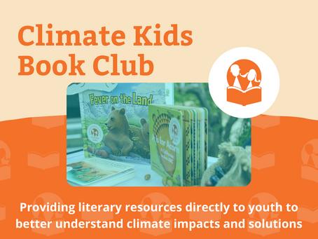 Climate Kids Program Receives SDG&E 2021 Environmental Champions Grant