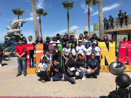 Climate Kids - Mexico Hosts Workshops and Community Beach Clean-ups