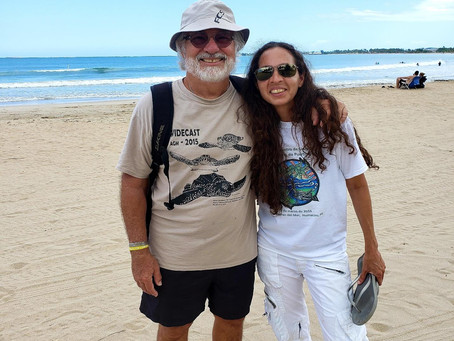 """Update from Puerto Rico: DUNAS Team Meets with """"Reserva Marina""""!"""