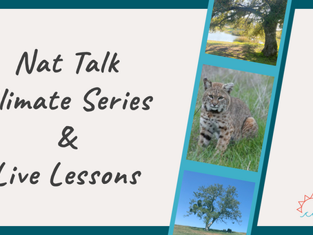 Nat Talk Climate Series: How Climate Change is Impacting Trees and Carnivores