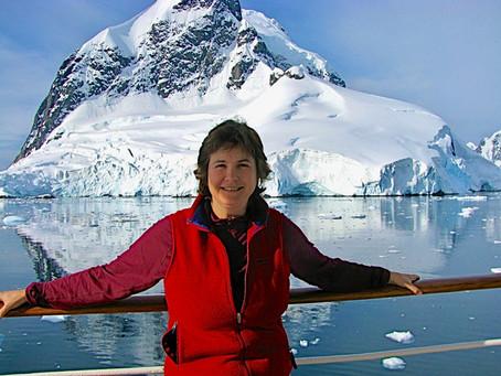Announcing the 2019 Climate Art Fellow, Dr. Nigella Hillgarth!