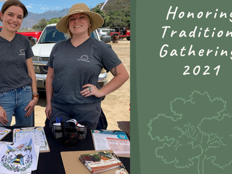Climate Science Alliance Joins Planet Pala at the Honoring Traditions Gathering 2021!