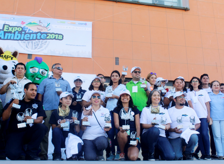 Climate Kids - Mexico Ambassadors Lead Another Year of Successful Workshops at Expo Ambiente!