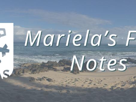 Mariela's Field Notes: De vuelta al Campo con D.U.N.A.S.