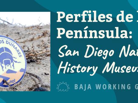 Perfiles de la Península - El Museo de Historia Natural de San Diego