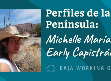 Perfiles de la Península: Michelle María Early Capistrán