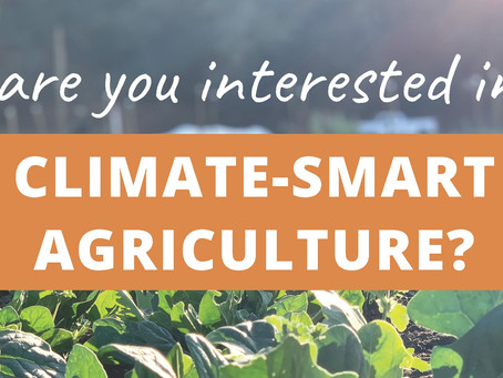 Climate Change Consortium for Specialty Crops on Feb. 27 - RSVP Today!
