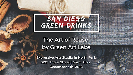 Alliance Joins Green Drinks to Encourage Upcycling This Season