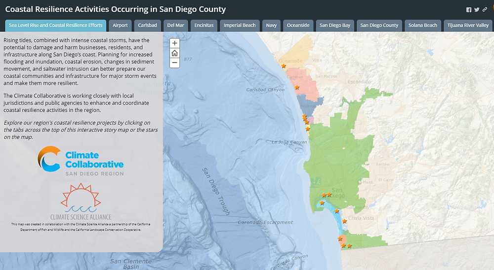 Resilient Coastlines Project of Greater San Diego