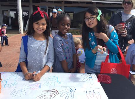 Climate Kids at Cabrillo's Bioblitz