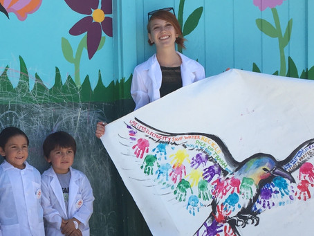 Climate Science Alliance Intern and Artist in Residence