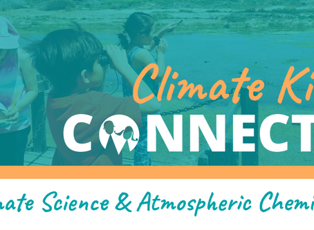 Climate Kids Connects - Exploring Climate & Aerosols