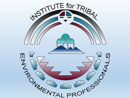Climate Kids Program Highlighted by Institute for Tribal Environmental Professionals