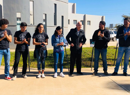 Youth Club of Photographers Opened an Exhibition in San Quintín