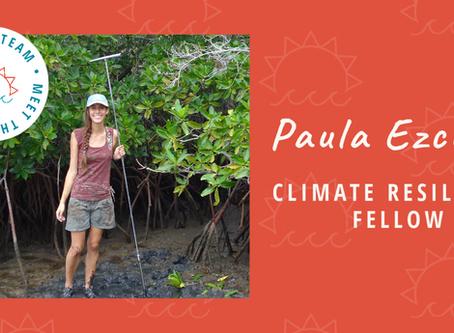 Meet the Alliance Team: Paula Ezcurra
